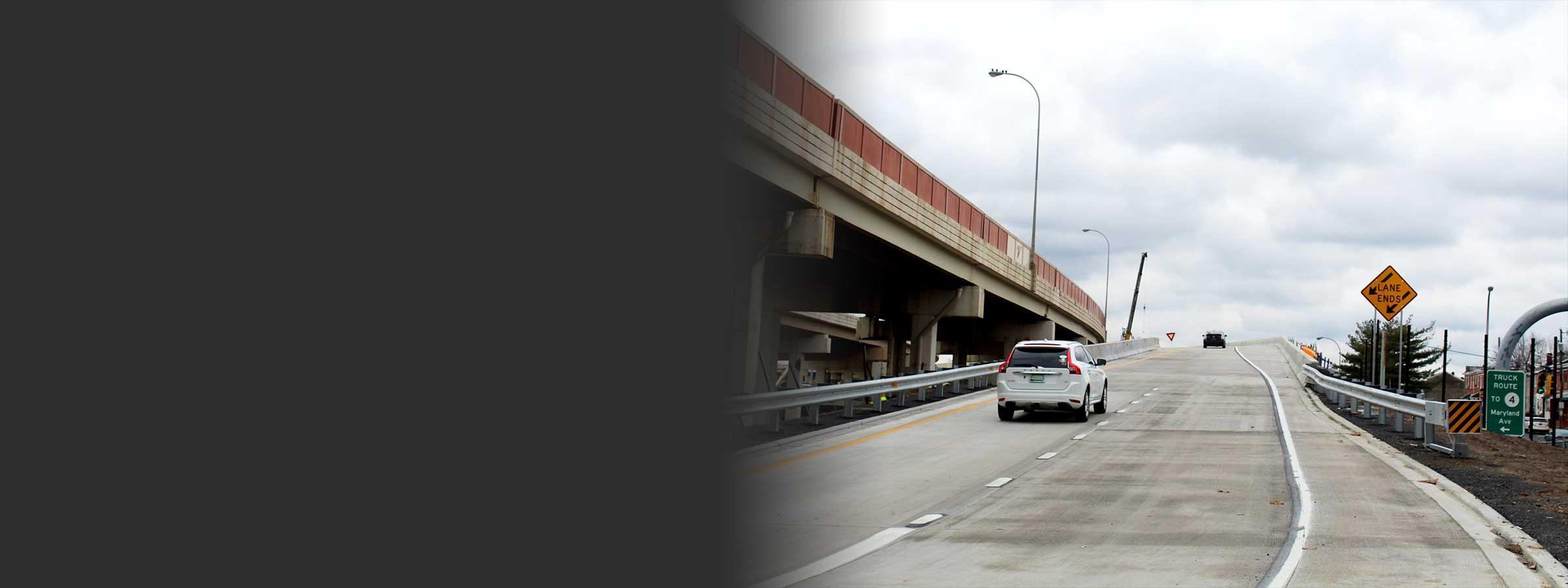 New I-95 South On-Ramp from 2nd Street Now Open